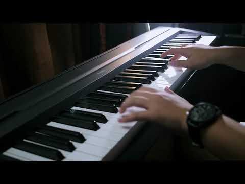 Yamaha P45B // Yiruma - River Flows In You (Cover)