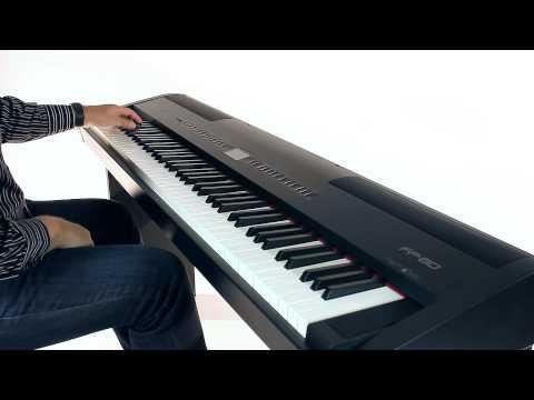 Roland FP-80 Digital Piano Tone Preview