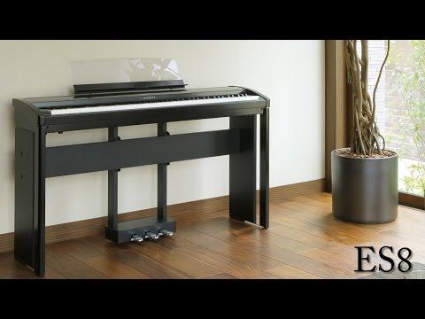 Kawai ES8 Digital Piano Demo