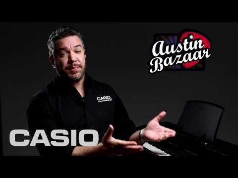 Casio PX-770 Demo Video - Austin Bazaar