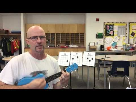 Ukulele Lesson, I Still Haven't Found What I'm Looking For
