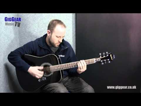 Epiphone DR-100 Acoustic Guitar Demo