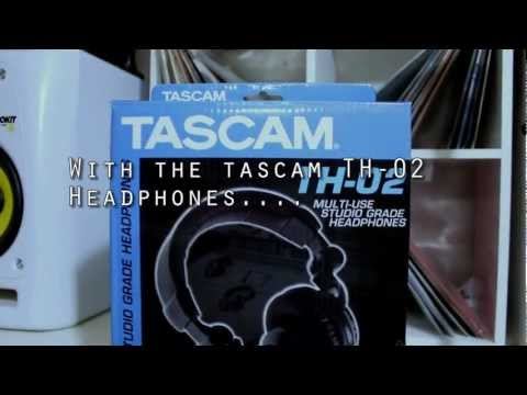 Tascam TH-02 Studio Grade Headphones Review