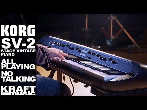 Korg SV-2 - All Playing No Talking