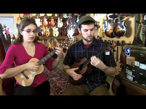 Kala U-BASS and Kala KA-KTG Tenor Ukulele!!!