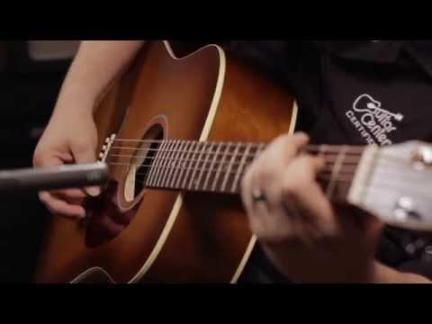 Product Spotlight - Seagull S6 Entourage Acoustic Guitar Rustic Burst