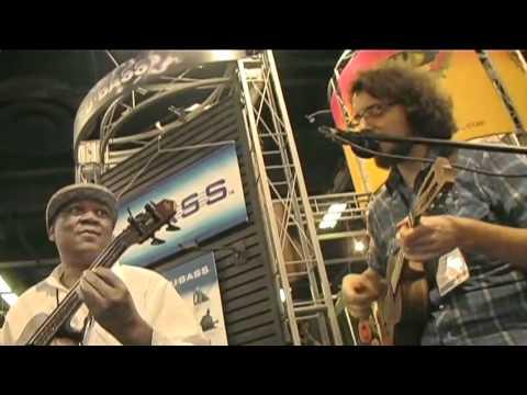 Billie Jean - Kala Ukulele and UBass