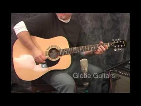 Epiphone PR150 Guitar Demo
