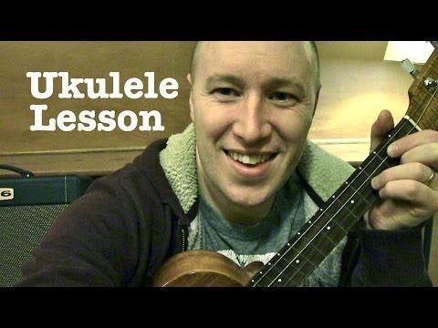 Counting Stars - Ukulele Lesson / Tutorial (EASY) - OneRepublic