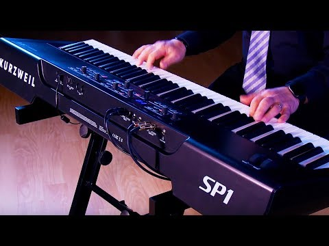 Kurzweil SP1 - All Playing, No Talking! with Chris Martirano