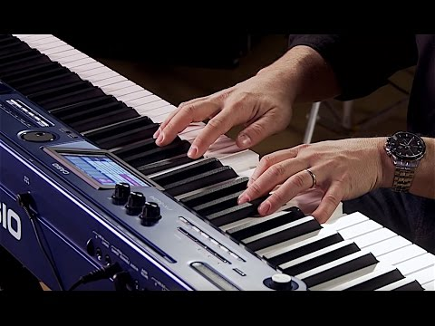 Casio Privia Pro PX-560 Performance with Rich Formidoni