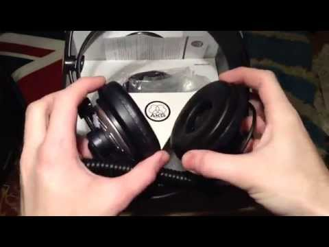 AKG K141 Mk ii - Unboxing and Review