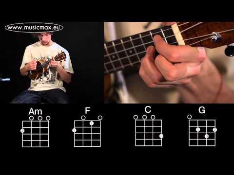 RHCP - Otherside ukulele chords