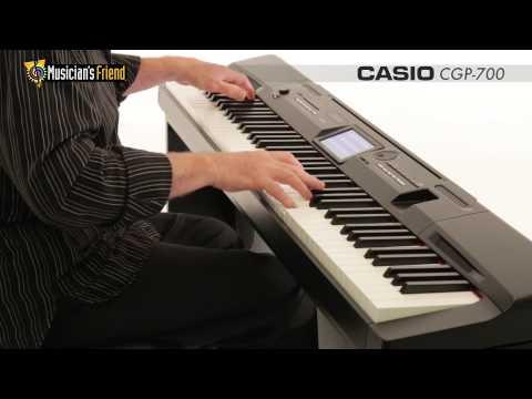 Casio CGP-700 Compact Grand Piano