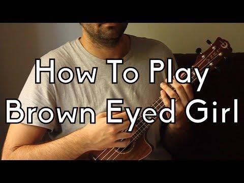 Play Easy Ukulele - Brown Eyed Girl w/Intro and Tabs - Ukulele Song Tutorial