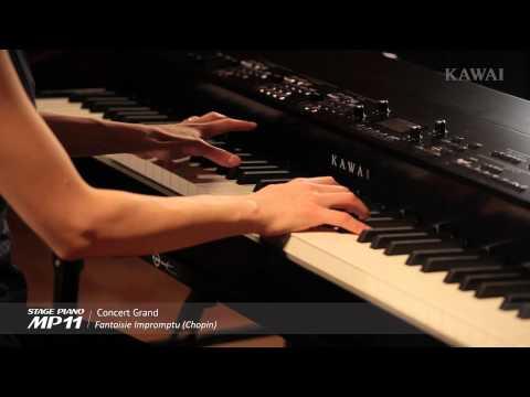 Kawai MP11: Concert Grand (Fantasie Impromptu)