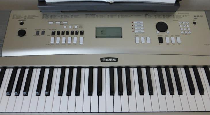 piano to keyboard