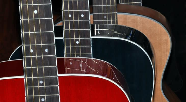 2017 guide to the top 5 best acoustic guitar brands. Black Bedroom Furniture Sets. Home Design Ideas