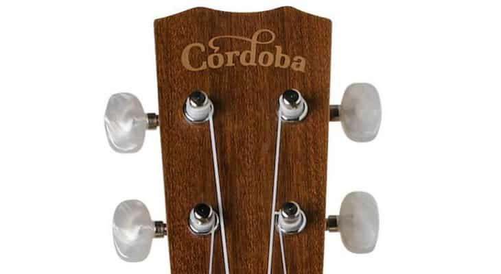 cordoba concert ukulele review