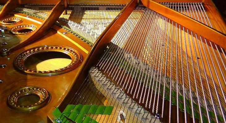 piano eléctrico vs sonido de piano acústico