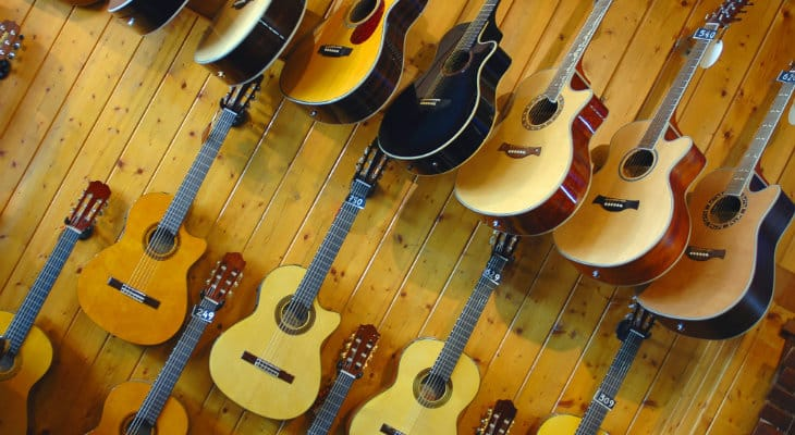 acoustic guitar makers